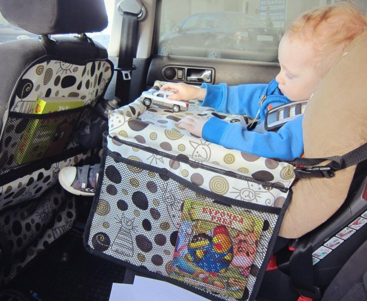 Сиденье для ребёнка в машину своими руками